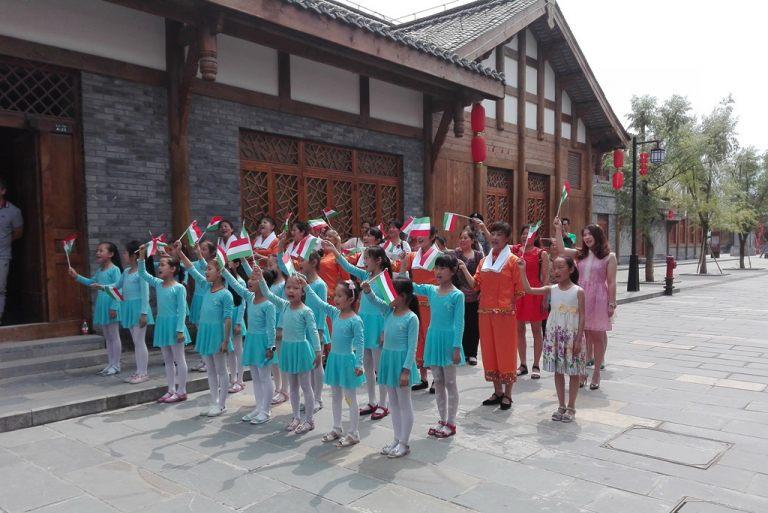 2017 Mesés Kína